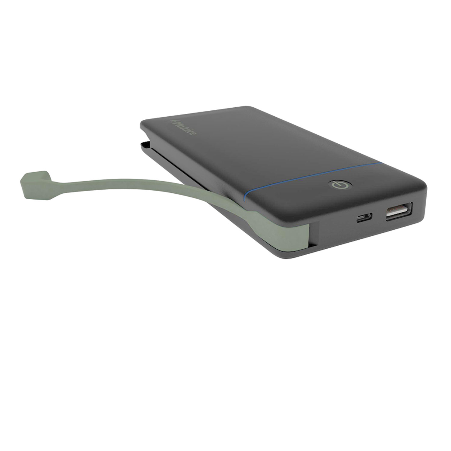 This is one Portable Cell Phone Charger that Easily fits ...